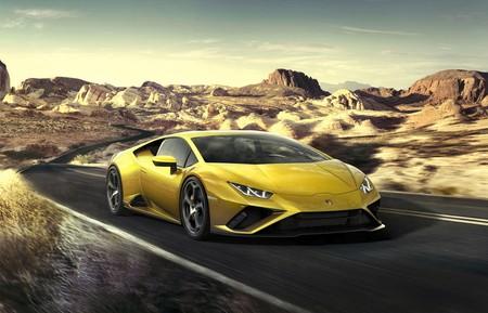 Lamborghini Huracan Evo Rwd 2020 6