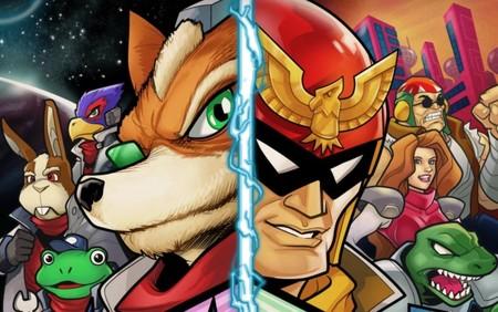 F Zero Star Fox