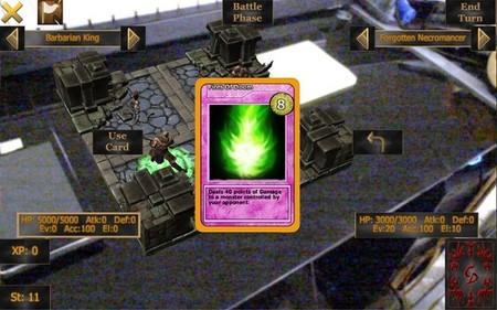 Entra en Kickstarter un juego de cartas coleccionables y realidad aumentada; Crushing Darkness