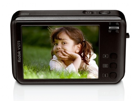 Nuevas cámaras de Kodak [CES 2008]