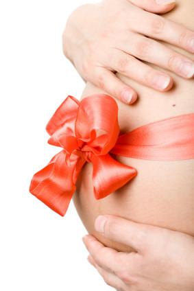 La barriga es un regalo