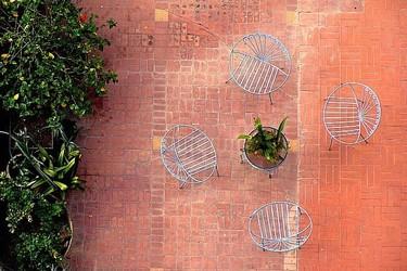 Terrazas: pavimentos y revestimientos