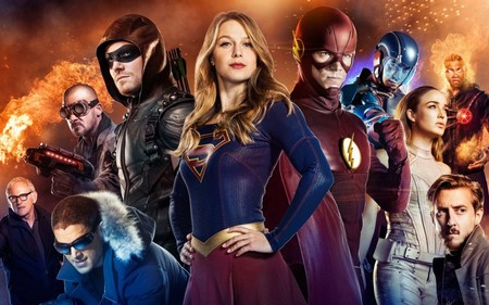 'Arrow', 'Supernatural', 'The Flash'... The CW tira la casa por la ventana y renueva de golpe diez de sus series