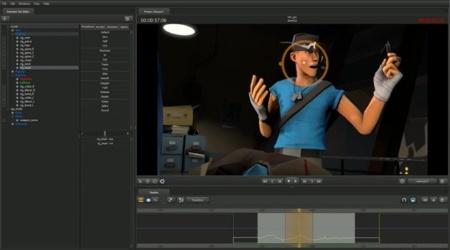 Source Filmmaker, Valve presenta su propio editor de vídeo