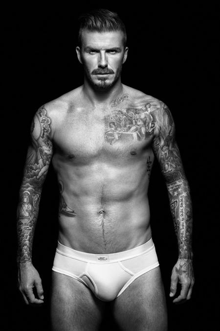 A David Beckham le llaman el bien <em>pagao</em>