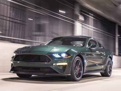 Mustang Bullit 2019, Ford nos deleita con la reedición de uno de sus ponies más emblemáticos