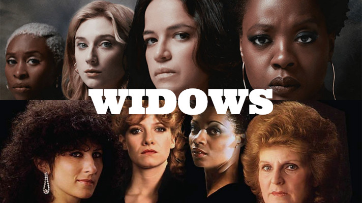the tv at the cinema: 'Widows' is the perfect example of how you should adapt a series-to-film