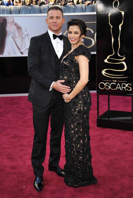 Channing Tatum se estrena en la paternidad, ¡qué mono!