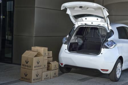 """Renault ZOE """"Societé"""""""