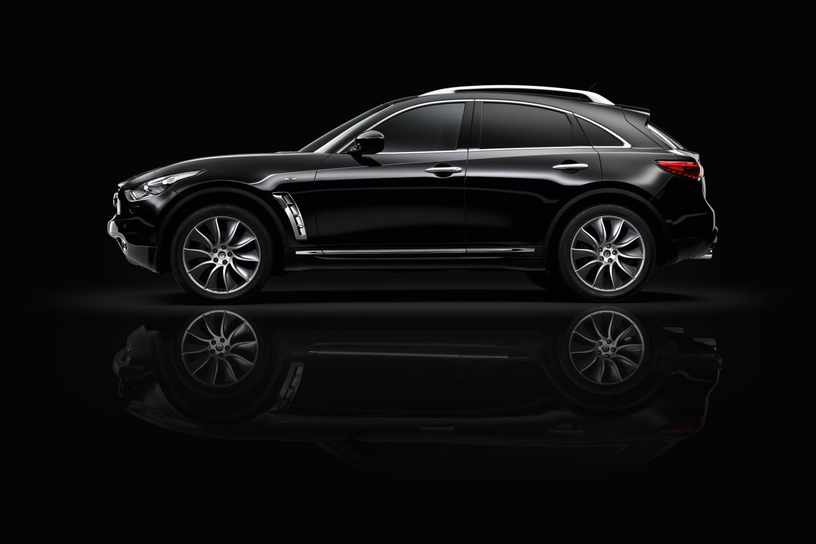 Foto de Infiniti FX Edición Black and White (2/10)