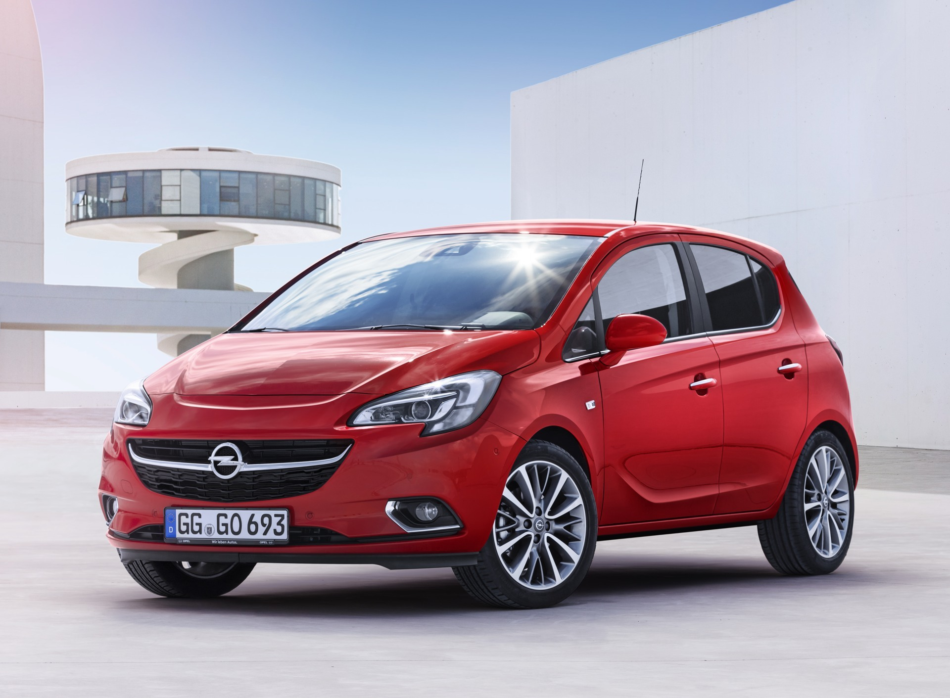 Foto de Opel Corsa 2014 (5/20)