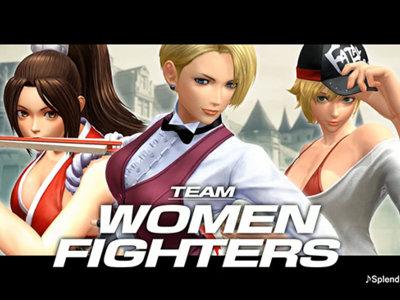 Mujeres letales y hermosas es lo que nos mostrara el nuevo tráiler de The King of Fighters XIV con el Team Women Fighters