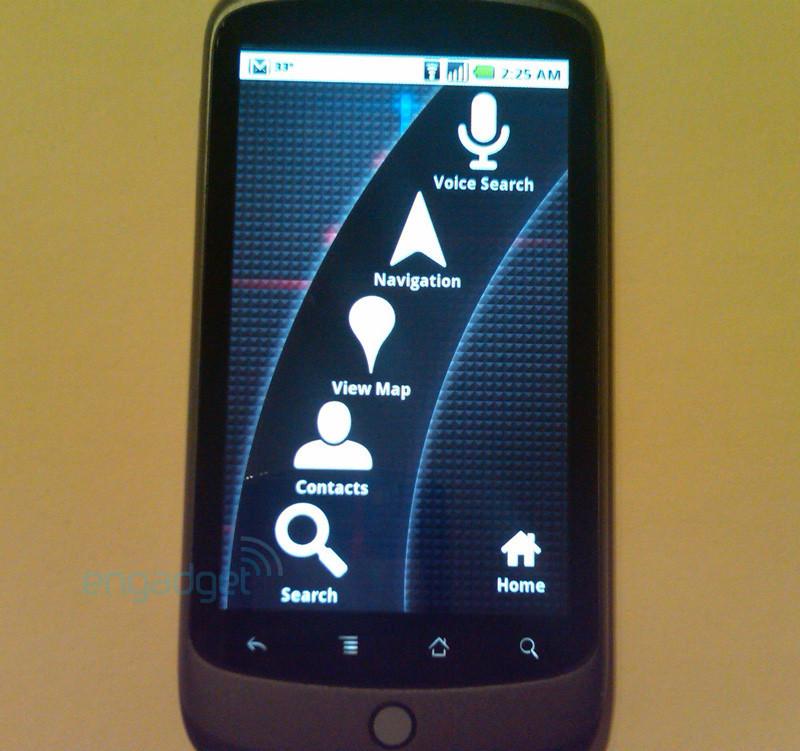 Foto de Nexus One, nuevas imágenes (3/18)