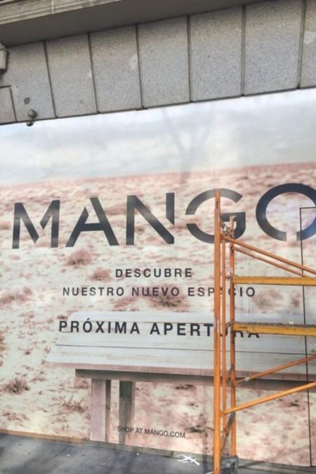Mango abrirá una nueva tienda en la calle Serrano de Madrid en 2015