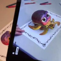 ¿Por qué colorear en 2D cuando puedes hacerlo en 3D gracias a la realidad aumentada?
