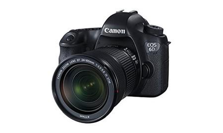 Con la EOS 6D con objetivo 24-105 mm, tiene todo lo que necesitas para empezar en full frame por sólo 1.757 euros en eBay