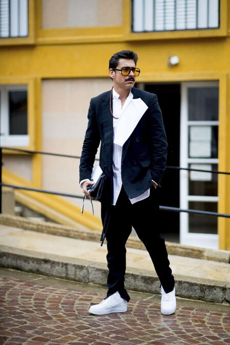 El Mejor Street Style De La Semana Trendencias Hombre Paris Fashion Week 04
