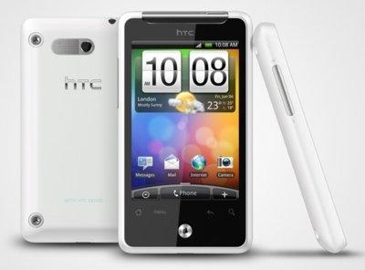 HTC Gratia, la versión europea del HTC Aria llega en noviembre