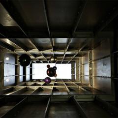 Foto 4 de 4 de la galería puertas-abiertas-una-casa-de-varias-alturas-en-san-francisco en Decoesfera
