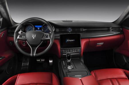 Maserati Quattroporte 2017 4
