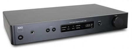 El NAD C338 es el nuevo amplificador estéreo de la marca que viene con Chromecast integrado