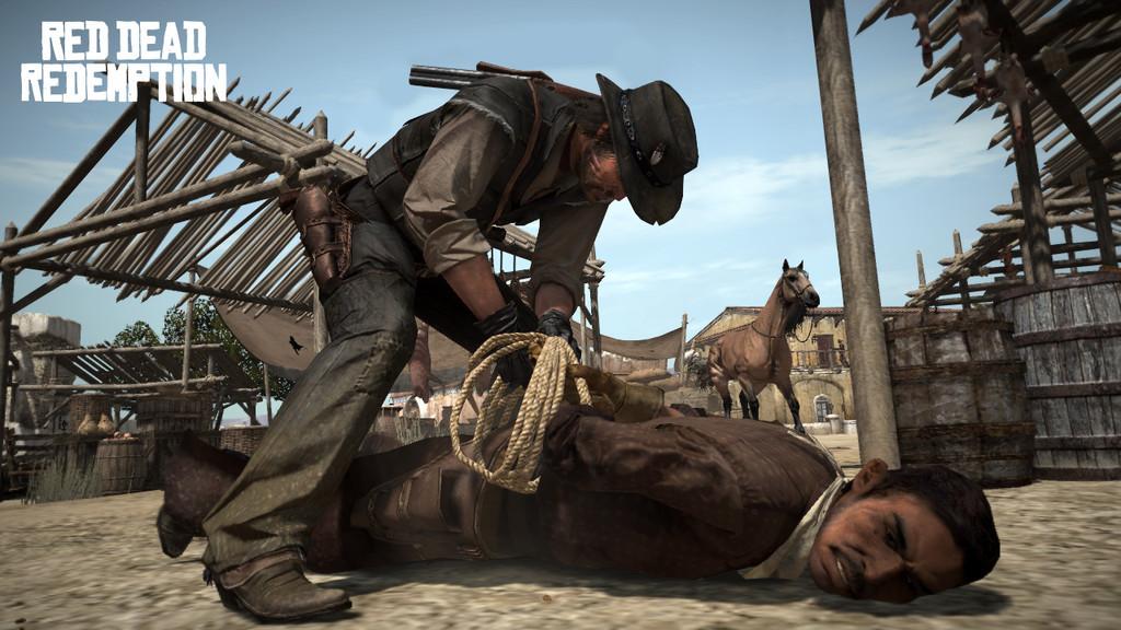 Red Dead Redemption (Febrero 2010)