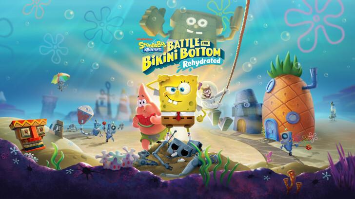 Bob Esponja viene a Android: 'SpongeBob SquarePants: Battle for Bikini Bottom' debutará el 21 de enero