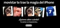 iPhone en la web oficial de Movistar