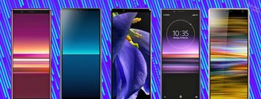 Noticias tecnológicas: Sony Xperia 1 II, Xperia 10 II y L4, así encajan dentro del catálogo completo de móviles Sony en 2020