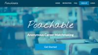 Poachable, o cómo buscar empleo de forma anónima