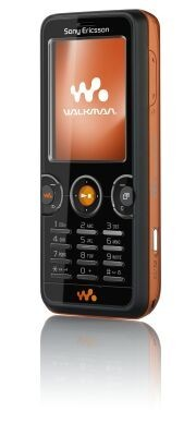 Sony  Ericsson W610, otro más de la gama Walkman
