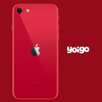 Precios iPhone SE de 2020 con Yoigo desde 8 euros al mes