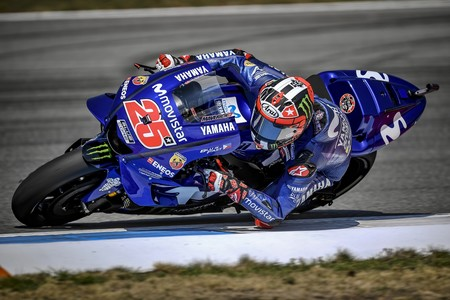 Maverick Vinales Motogp Republica Checa 2018