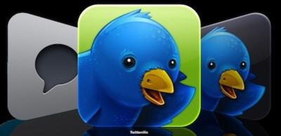 Twitterrific premium VS Tweetie 2, la batalla de los clientes de pago