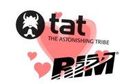 RIM se hace con TAT: la creatividad llega a BlackBerry