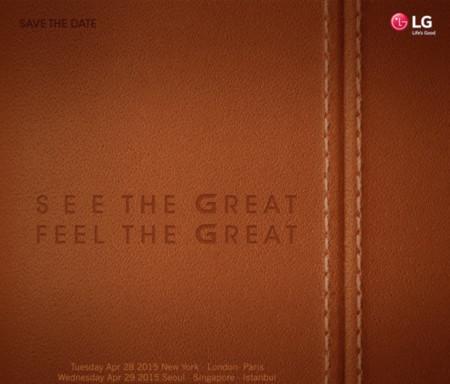 LG G4 enseña sus líneas tímidamente gracias a Spigen