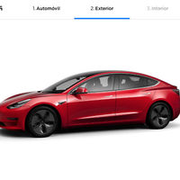 El configurador del Tesla Model 3 ya está abierto a todo el público para España y Europa (pero ni rastro del 'Mid Range')