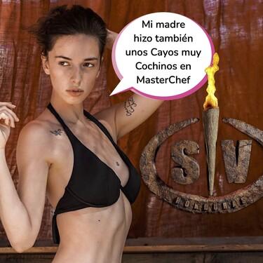 ¿Quién es y a qué dedica el tiempo libre Palito Dominguín, la representante del clan Bosé en 'Supervivientes 2021'?