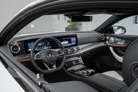 Mercedes Benz Clase E Coupe 395