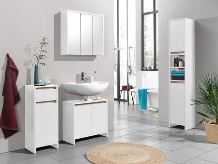 Armarios, cajas, cestos para la ropa... Mantén el baño en orden gracias a esta selección de artículos de Lidl