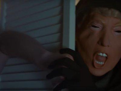 El genial tráiler que convierte al año 2016 en una película de terror - la imagen de la semana