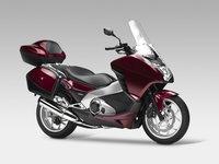 Nueva Honda Integra y motor 700cc bi-cilíndrico de alta eficiencia y bajo consumo