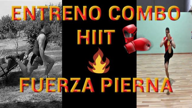HIIT y Fuerza de Pierna: un entrenamiento combinado para perder peso