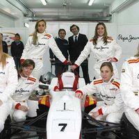 Las mujeres piloto, en pie de guerra en contra de un campeonato femenino #WeRaceAsEquals