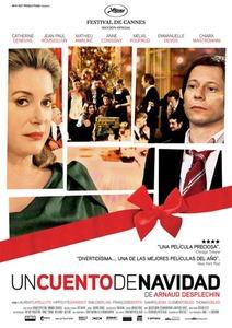 'Un cuento de Navidad', póster y trailer de un nuevo éxito francés