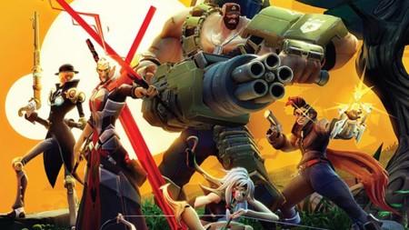 Lánzate a la batalla en Battleborn: su beta abierta da comienzo hoy mismo
