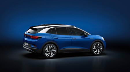 Volkswagen Id.4 2020 suv eléctrico