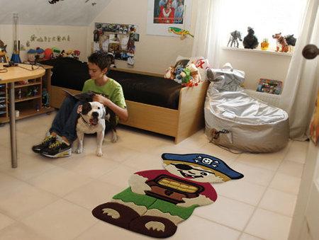 Buscando alfombras infantiles en Arte Espina