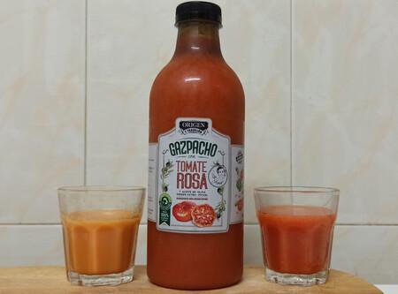 gazpacho tomate rosa lidl pepa munoz belen esteban