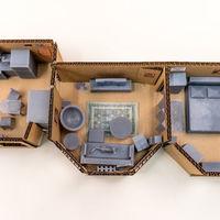 Si quieres saber cómo quedará la decoración de tu casa, puedes imprimirla en 3D